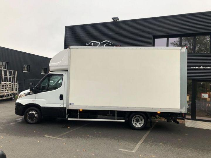Light van Iveco Daily Box body + Lifting Tailboard 35C14 22M3 HAYON CAPUCINE PORT BLANC - 2
