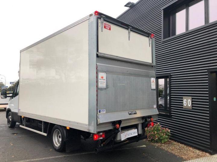 Light van Iveco Daily Box body + Lifting Tailboard 35C14 22M3 HAYON CAPUCINE PORT BLANC - 3
