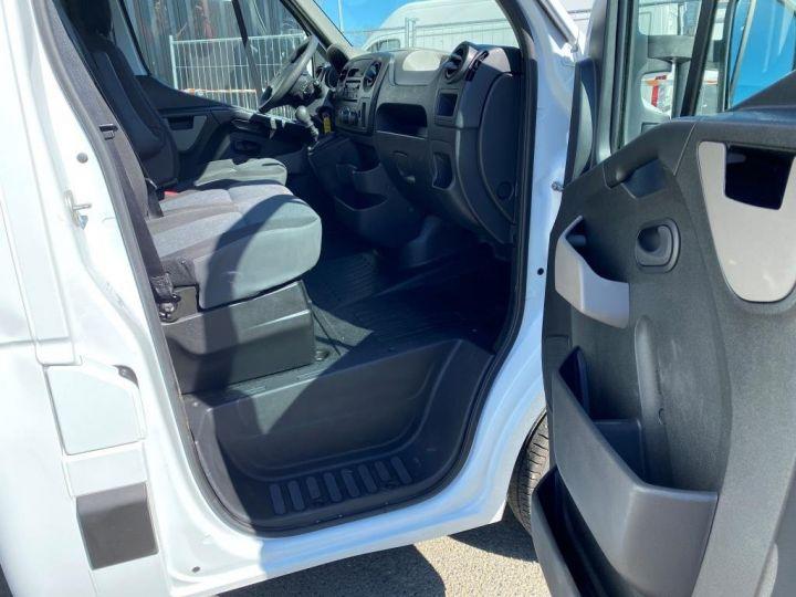 Light van Renault Master Box body + Lifting Tailboard 135 CV FOURGON 20 M3 HAYON ELEVATEUR PORTE LATERALE AUVENT DEFLECTEUR BLANC - 8