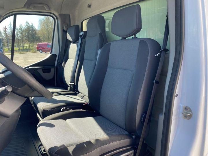 Light van Renault Master Box body + Lifting Tailboard 135 CV FOURGON 20 M3 HAYON ELEVATEUR PORTE LATERALE AUVENT DEFLECTEUR BLANC - 10