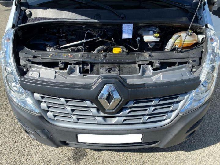 Light van Renault Master Box body + Lifting Tailboard 135 CV FOURGON 20 M3 HAYON ELEVATEUR PORTE LATERALE AUVENT DEFLECTEUR BLANC - 12