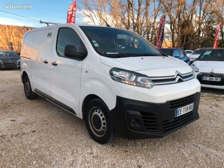 Light van Citroen Jumpy 2.0 HDI 122 CLUB BLANC  - 1