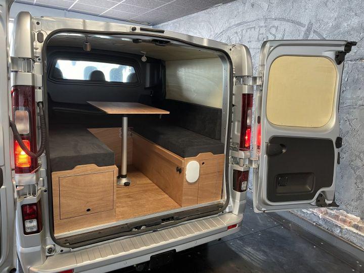 Light van Fiat Talento Double cab van fiat TALENTO cabine approfondie 2.0 MJT 145 Evoluzionne  gris aluminium - 8
