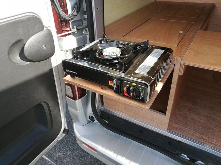 Light van Fiat Talento Double cab van fiat TALENTO cabine approfondie 2.0 MJT 145 Evoluzionne  gris aluminium - 10