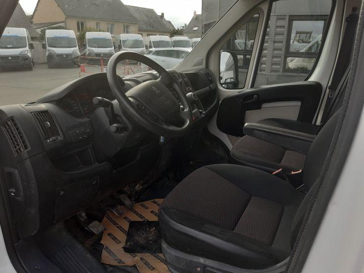 Light van Peugeot Boxer Double cab van 3.5 L2H2 2.2 HDI 110CH CABINE APPROFONDIE PACK CLIM BLANC - 7