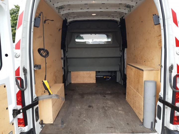 Light van Renault Master Double cab van F3500 L3H2 2.3 DCI 135CH CABINE APPROFONDIE GRAND CONFORT BLANC - 6