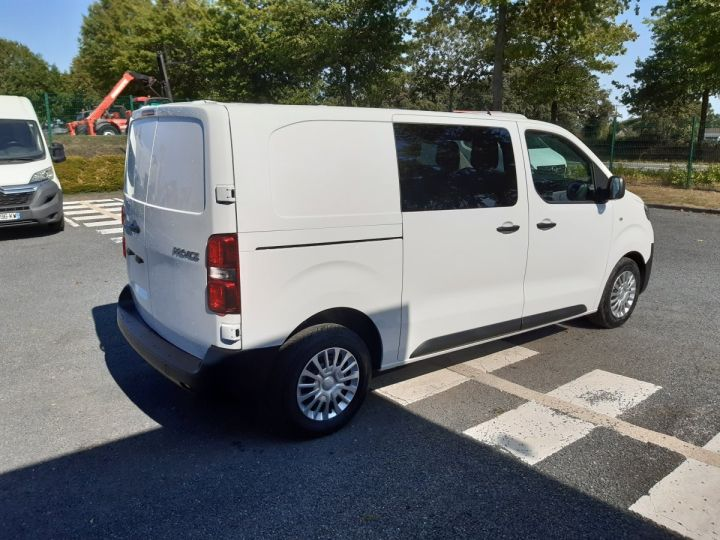 Light van Toyota ProAce Double cab van BUSINESS 2.0 D-4D 120CV BLANC - 3