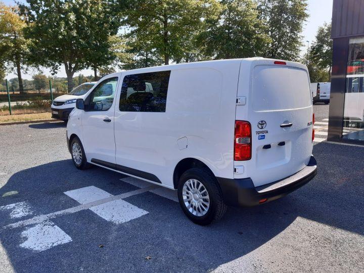 Light van Toyota ProAce Double cab van BUSINESS 2.0 D-4D 120CV BLANC - 4