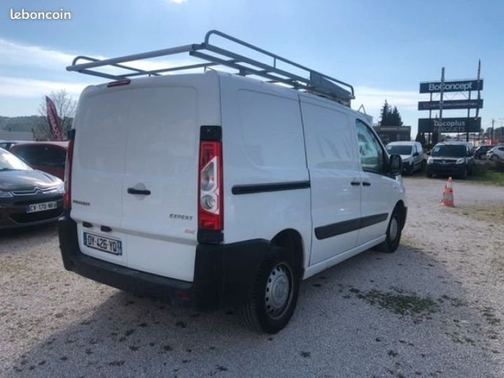 Light van Expert BLANC METAL - 3