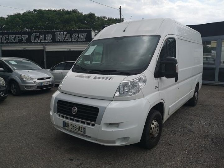 Light van Fiat Ducato BLANC  - 1