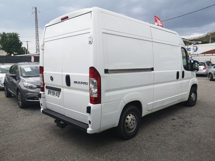 Light van Fiat Ducato BLANC  - 3