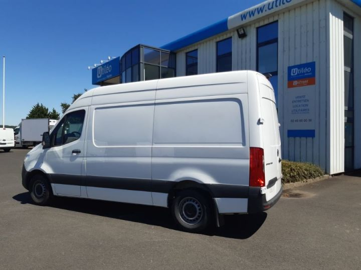 Light van Mercedes Sprinter 316 CDI 37 3T5 BLANC - 3
