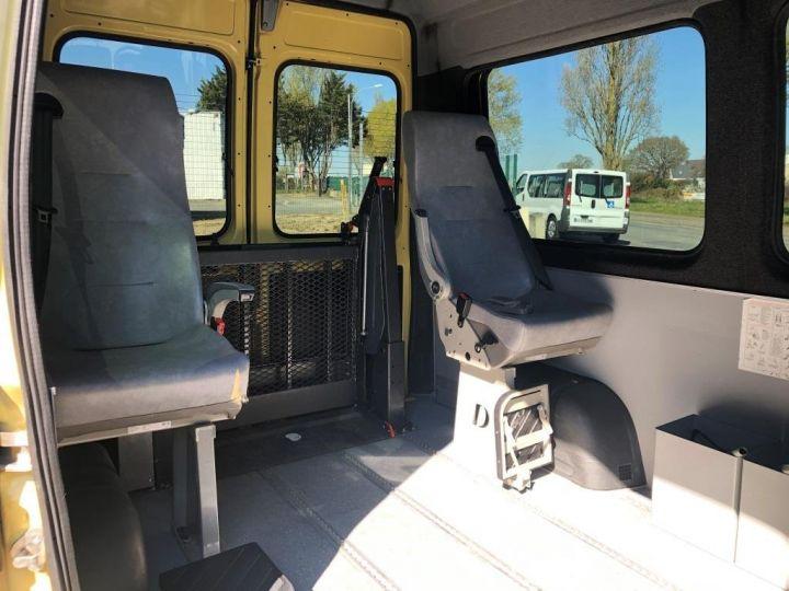 Light van Citroen Jumper Mini-bus TPMR 110 cv JAUNE - 6