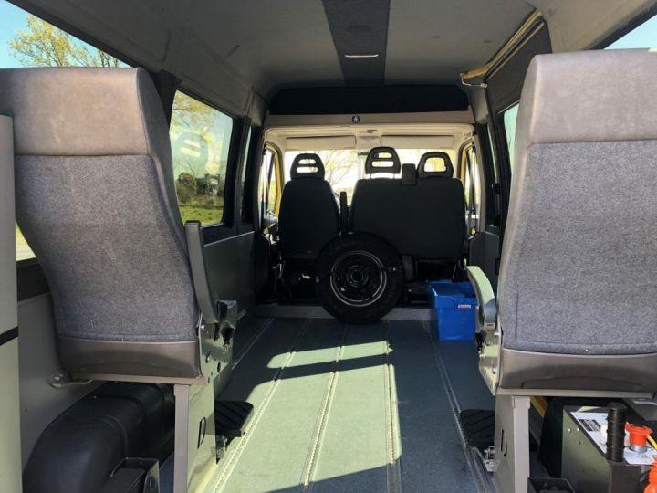 Light van Citroen Jumper Mini-bus TPMR 110 cv JAUNE - 11