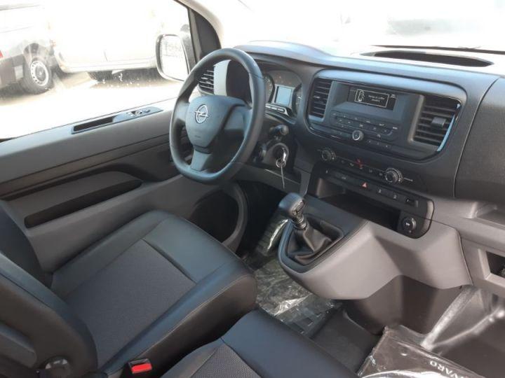 Light van Opel Vivaro BLANC - 6