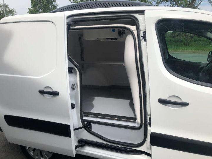 Light van Citroen Berlingo Refrigerated body XL ELECTRIQUE FOURGON FRIGO FRIGORIFIQUE BOITE AUTO AUTOMATIQUE BLANC - 4