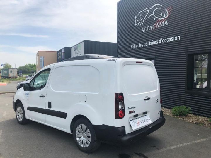 Light van Citroen Berlingo Refrigerated body XL ELECTRIQUE FOURGON FRIGORIFIQUE BLANC - 2