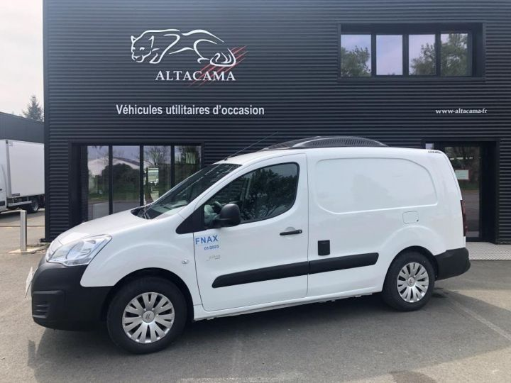 Light van Citroen Berlingo Refrigerated body XL ELECTRIQUE FOURGON FRIGORIFIQUE BLANC - 1