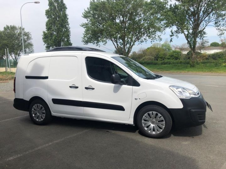 Light van Citroen Berlingo Refrigerated body XL ELECTRIQUE FOURGON FRIGORIFIQUE BLANC - 3