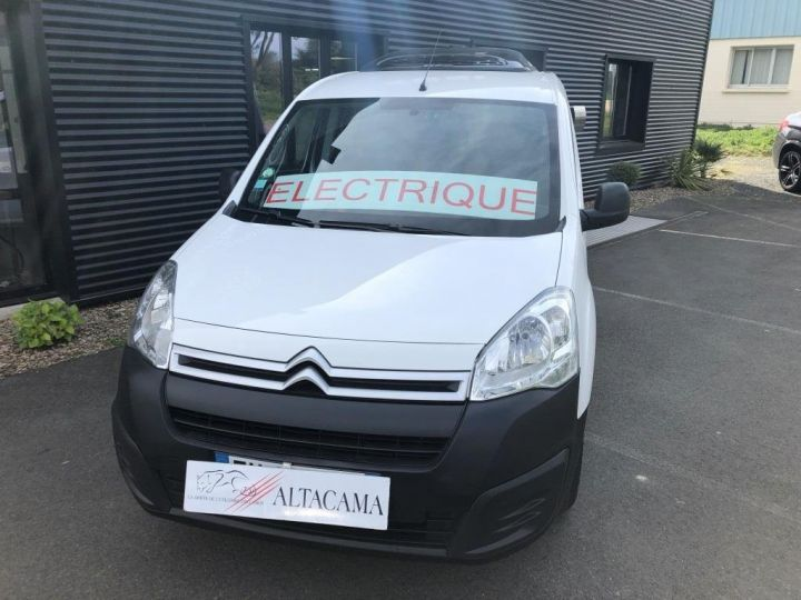 Light van Citroen Berlingo Refrigerated body XL ELECTRIQUE FOURGON FRIGORIFIQUE BLANC - 15