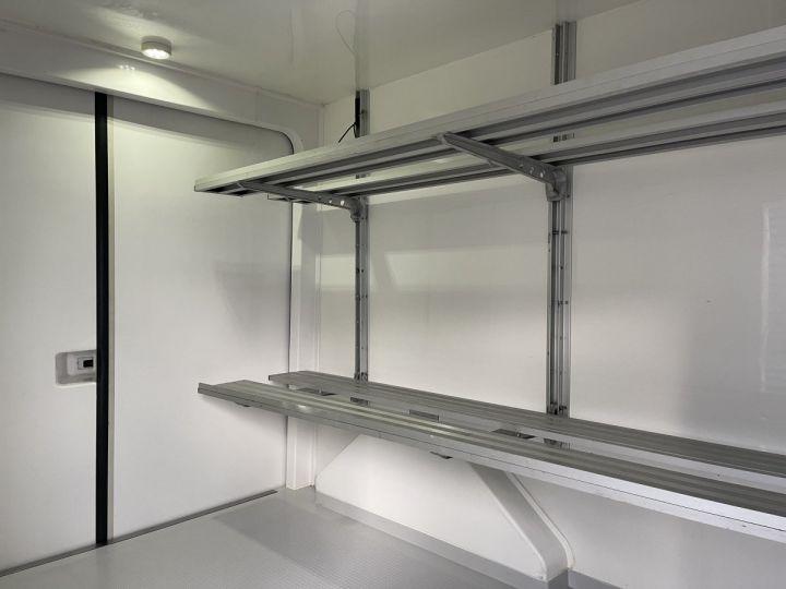 Light van Ford Refrigerated body 2.2L 100CV FRIGORIFIQUE ISOTHERME NOIR - 6
