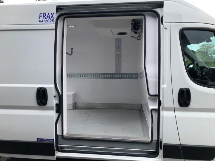 Light van Citroen Jumper Refrigerated van body BLANC - 8