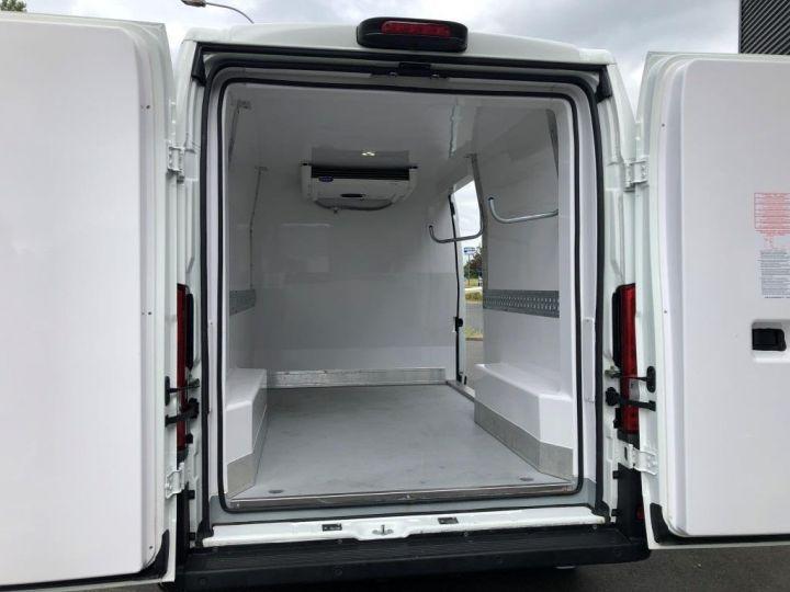 Light van Citroen Jumper Refrigerated van body BLANC - 9