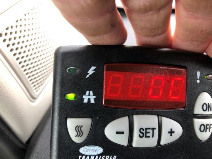 Light van Citroen Jumper Refrigerated van body BLANC - 15