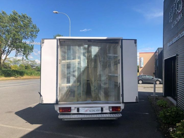 Light van Citroen Jumpy Refrigerated van body 125 CV PLANCHER CABINE FRC X BLANC - 4