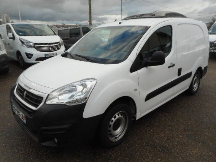 Light van Peugeot Partner Refrigerated van body HDI 100 LONG FRIGORIFIQUE  - 1