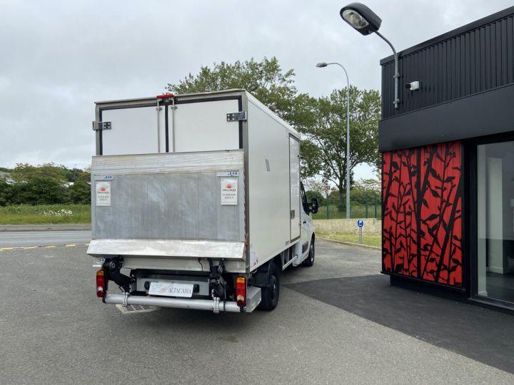Light van Renault Master Refrigerated van body 130CV FRIGORIFIQUE ISOTHERME HAYON ELEVATEUR BLANC - 3