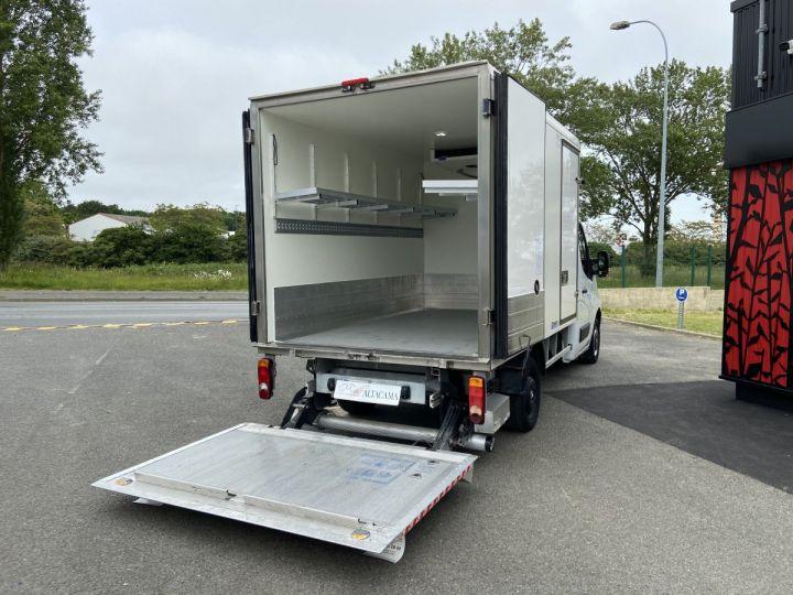 Light van Renault Master Refrigerated van body 130CV FRIGORIFIQUE ISOTHERME HAYON ELEVATEUR BLANC - 6