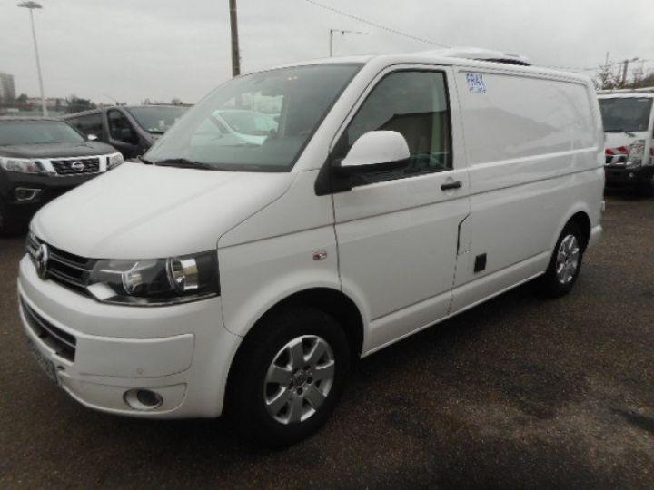 Light van Volkswagen Transporter Refrigerated van body 4 MOTION 2.0 TDI 140  - 1