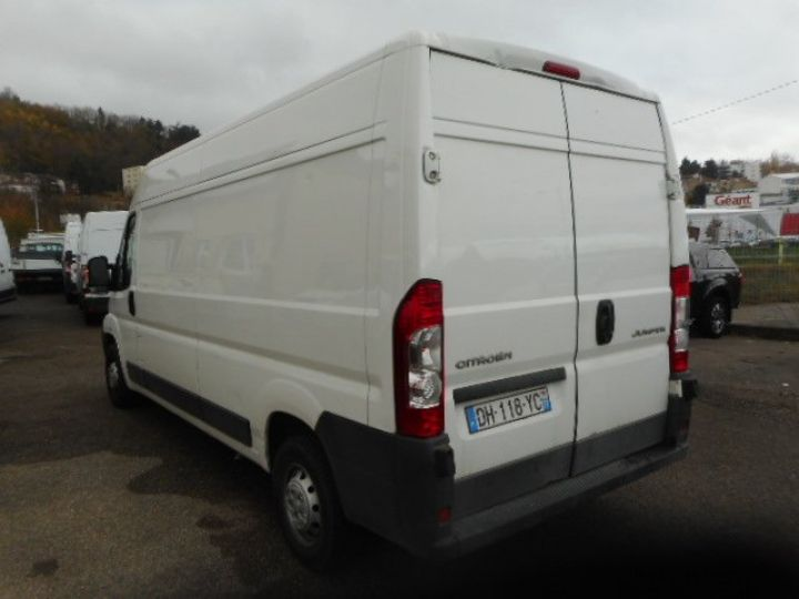 Light van Citroen Jumper Steel panel van L3H2 HDI 130  - 3
