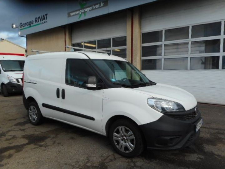 Light van Fiat Doblo Steel panel van  - 1