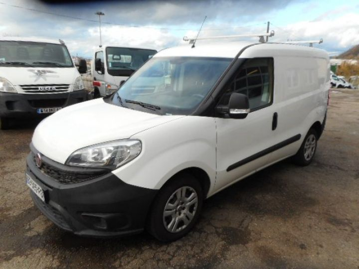 Light van Fiat Doblo Steel panel van  - 2