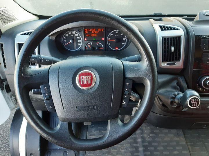 Light van Fiat Ducato Steel panel van 3.5 Maxi XLH2 2.3 Multijet 130CH Pack Professionnel BLANC - 10