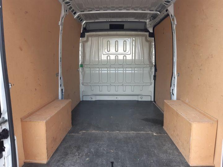 Light van Fiat Ducato Steel panel van PACK PRO NAV JTD 115CV BLANC - 7