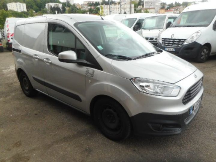 Light van Ford Courrier Steel panel van TDCI 75CV  - 2