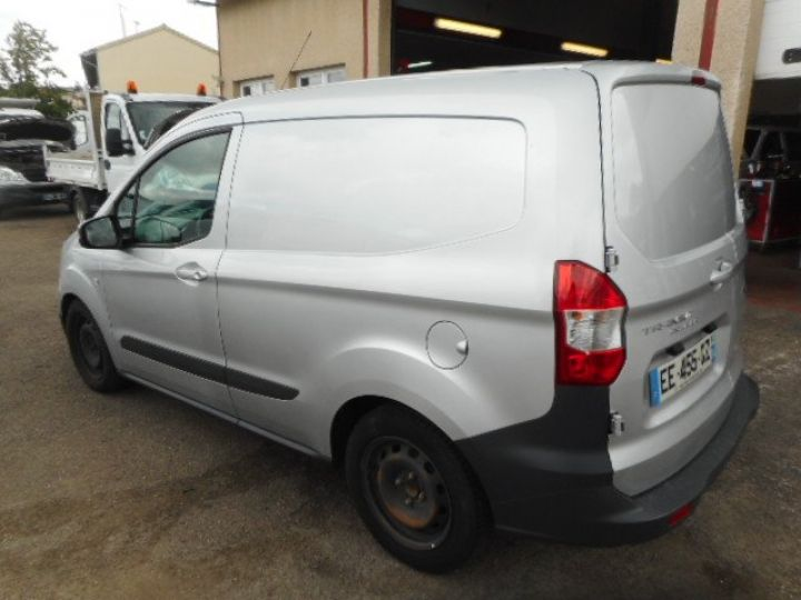Light van Ford Courrier Steel panel van TDCI 75CV  - 4