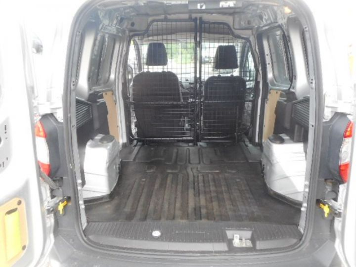 Light van Ford Courrier Steel panel van TDCI 75CV  - 6