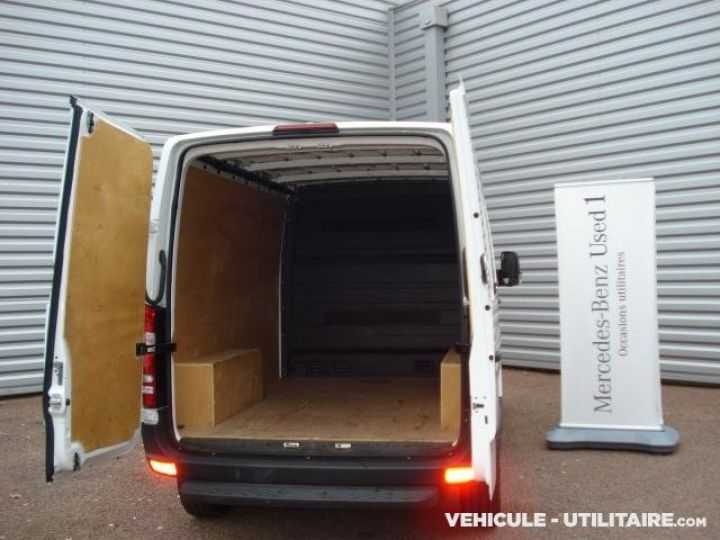 Light van Mercedes Sprinter Steel panel van 313CDI 32N  - 2