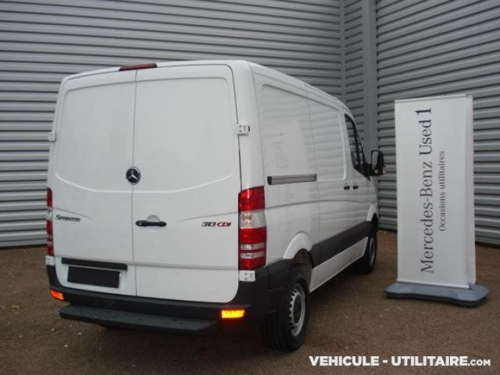 Light van Mercedes Sprinter Steel panel van 313CDI 32N  - 3
