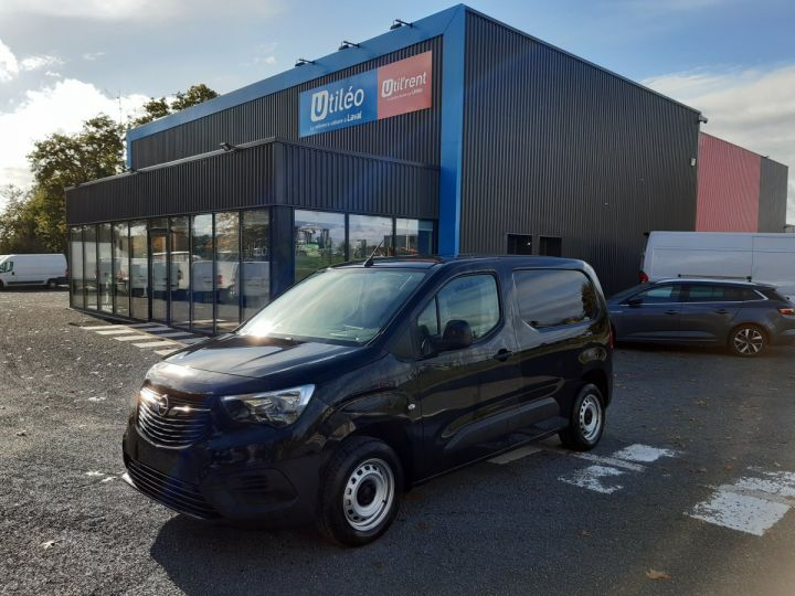 Light van Opel Combo Steel panel van CARGO 1.5D 75CV PACK CLIM NOIR - 1