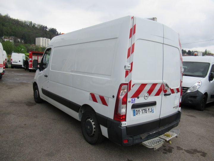 Light van Opel Movano Steel panel van L2H2 CDTI 125  - 3