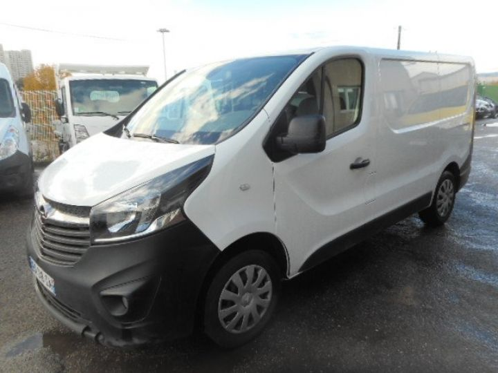 Light van Opel Vivaro Steel panel van L1H1 CDTI 120  - 1
