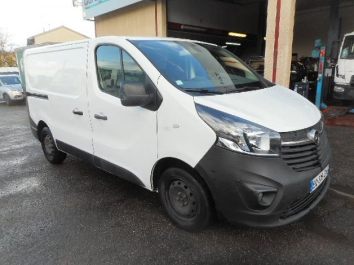 Light van Opel Vivaro Steel panel van L1H1 CDTI 120  - 2