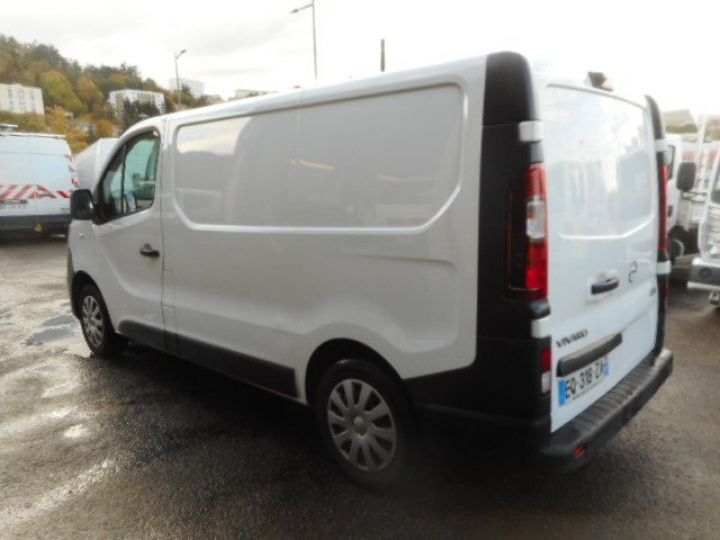 Light van Opel Vivaro Steel panel van L1H1 CDTI 120  - 3