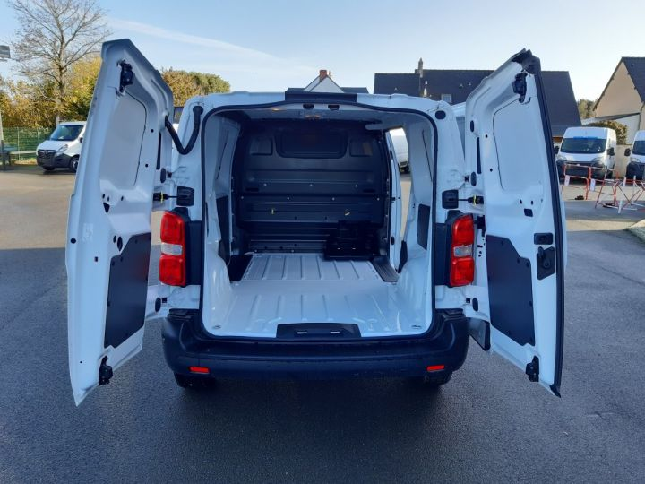Light van Opel Vivaro Steel panel van L2 1.5D 120CV PACK CLIM BLANC - 5