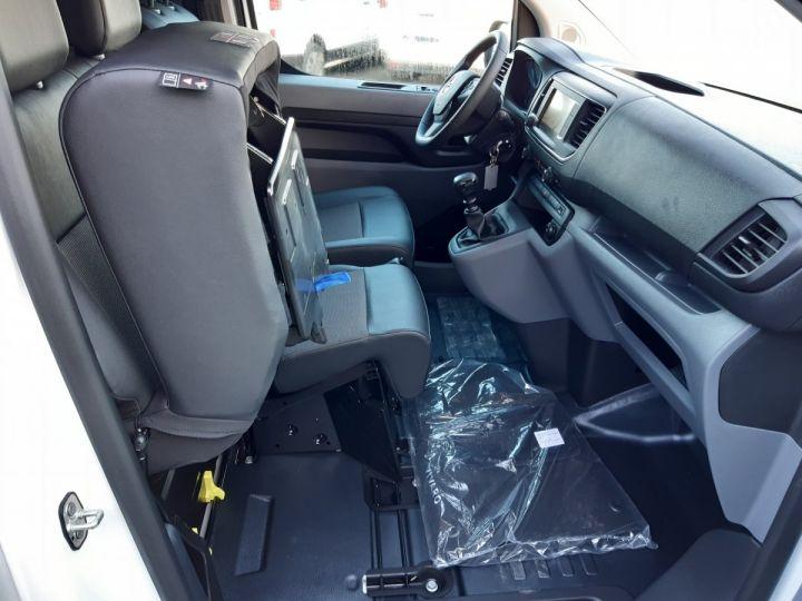 Light van Opel Vivaro Steel panel van L2 AUGMENTE 2.0D 120CH PACK CLIM BLANC - 14